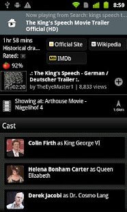 YouTube Remote - screenshot thumbnail