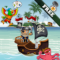 Piraten Puzzle spiel Kinder icon