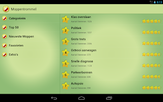 Screenshot of Moppentrommel