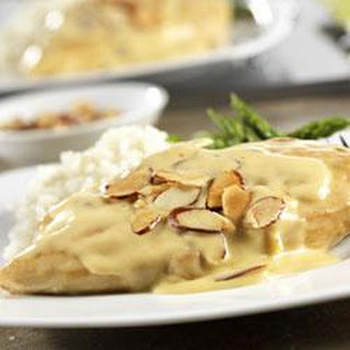 Creamy Almond Chicken