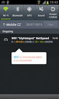 Screenshot of NetSpeed: Mobile/WiFi (Trial)