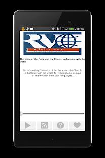 Amharic Tigrigna VaticanRadio - screenshot thumbnail
