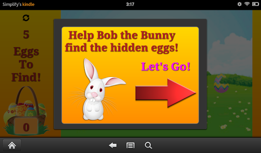 Easter Egg Hunt Free - screenshot thumbnail