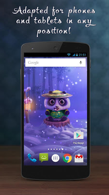 Magic Winter HD FREE - screenshot