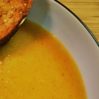 Turkish Lentil Soup.