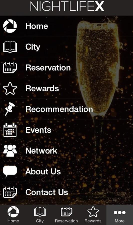 NightlifeX - screenshot