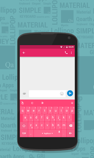 Candy Theme for TouchPal X