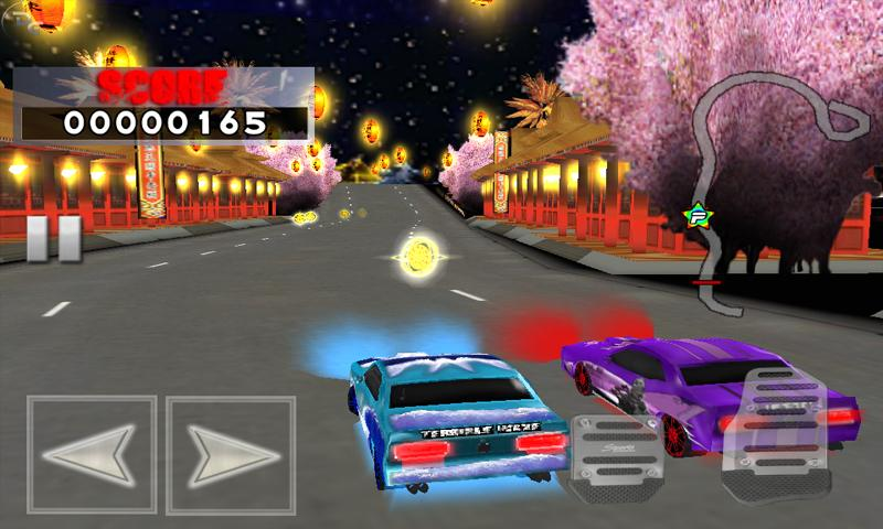 Frantic Race 2 Free - screenshot