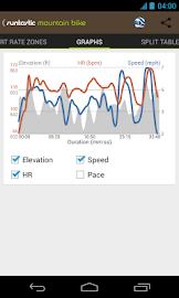 Runtastic Mountain Bike PRO Screenshot 6