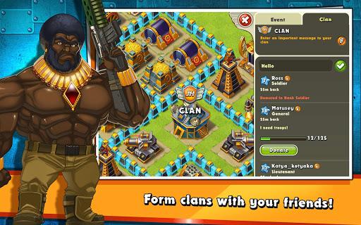 Jungle Heat: War of Clans 2.0.17 screenshots 8
