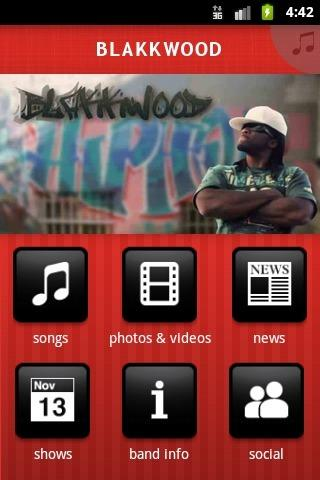 BLAKKWOOD - screenshot