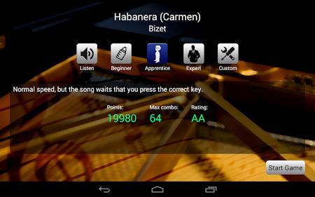Piano Master FREE 2.23 screenshot 266385