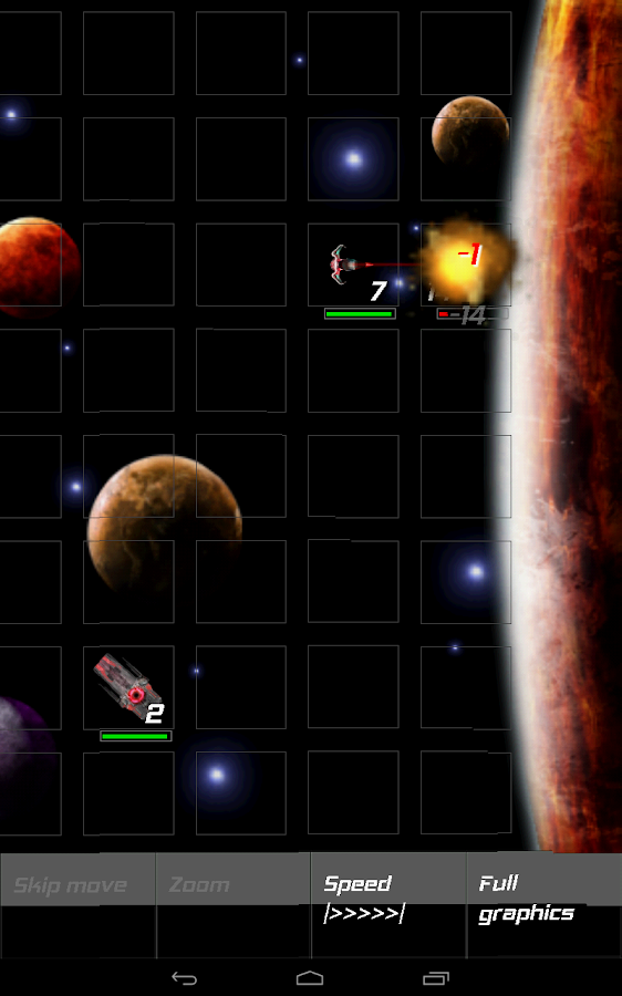 Space STG II - Death Rain- screenshot
