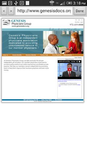 Genesis Care Navigator|玩健康App免費|玩APPs