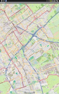 Europapark Street Map - screenshot thumbnail