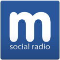 Myxer Social Radio icon