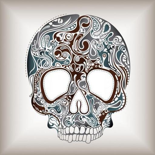Skull Wallpapers 個人化 App LOGO-APP開箱王