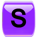 Purple Socialize for Facebook logo