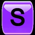 Purple Socialize for Facebook logo