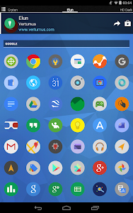 Elun - Icon Pack screenshot 11