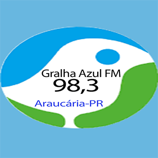 Rádio Gralha Azul FM 98 3