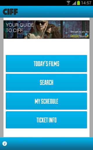 CIFF 2013