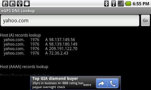 【免費商業App】DNS Lookup-APP點子