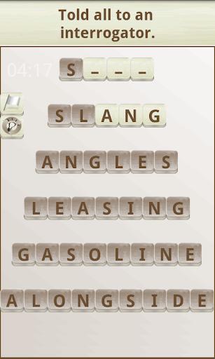 Word Scramble 1.18 screenshots 4