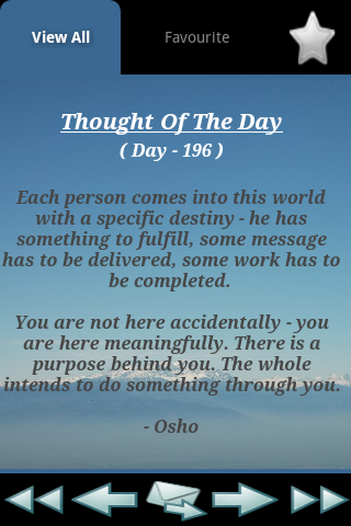 Thought Of The Day - screenshot