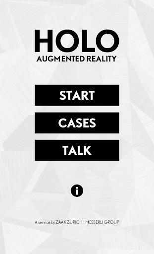 HOLO - Augmented Reality