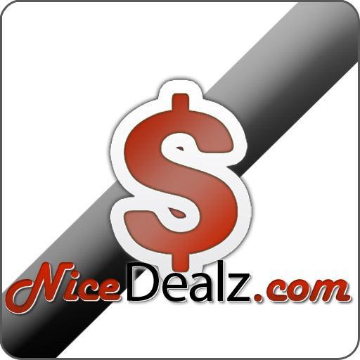 NiceDealz.com LOGO-APP點子