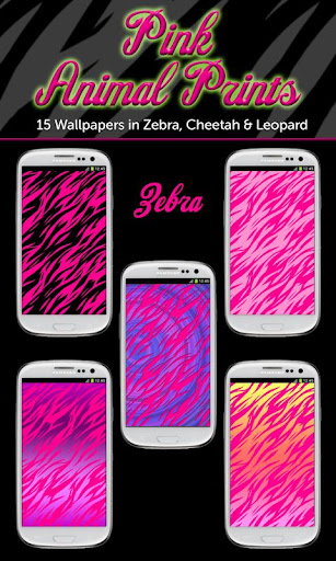 個人化必備免費app推薦|Pink Animal Prints Wallpapers線上免付費app下載|3C達人阿輝的APP