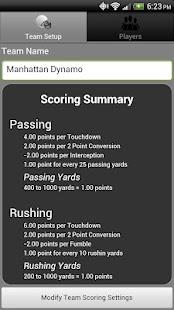 Fantasy Football Monitor 4 NFL- screenshot thumbnail