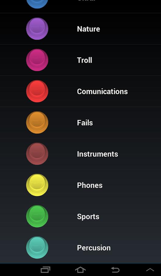 Notification Sounds- screenshot