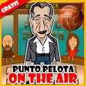 Punto Pelota On the Air icon