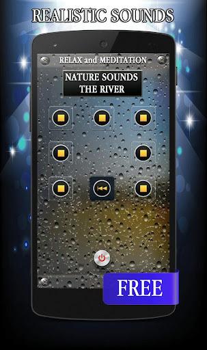 【免費娛樂App】天籟放鬆:河-APP點子