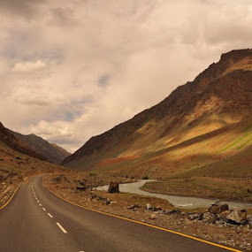 Roads by Pawan Pagaria - Landscapes Travel