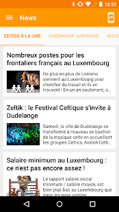 Les Frontaliers- screenshot thumbnail
