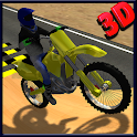 Moto Stunt Bike 3D Simulator icon