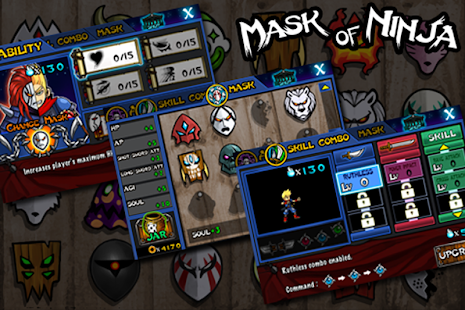 Mask Of Ninja- screenshot thumbnail