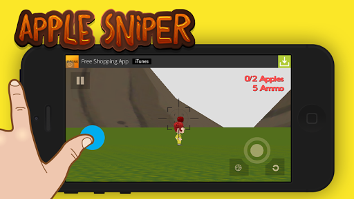 Apple Sniper Shooter 3D