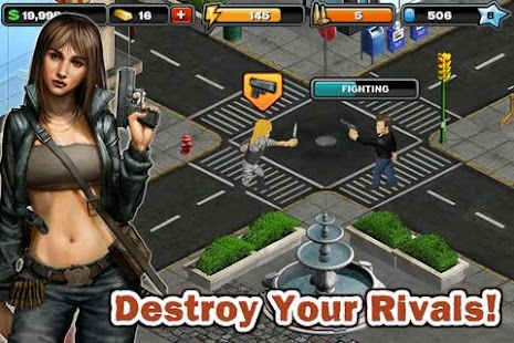 Crime City (Action RPG)- screenshot thumbnail