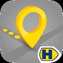 Hogia Trackit icon