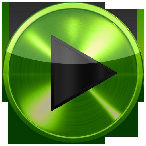 PowerAmp SKIN LIME GREEN METAL