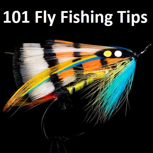 101 Fly Fishing Tips. LOGO-APP點子