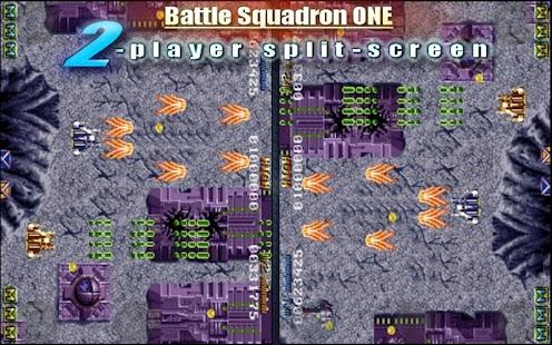Battle Squadron- screenshot thumbnail
