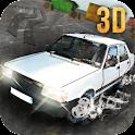 Classic Car Simulator 3D icon