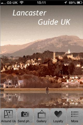 Lancaster Guide UK