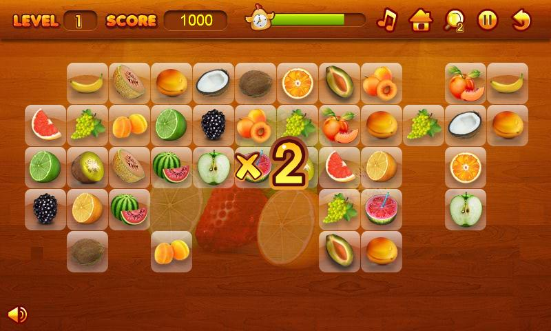 Fruits Link 3 - screenshot