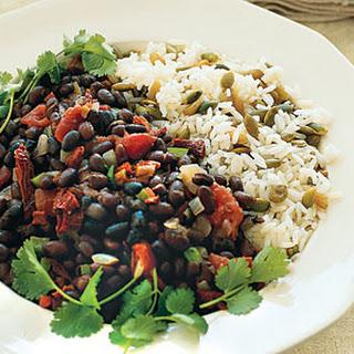 Spicy Black Beans